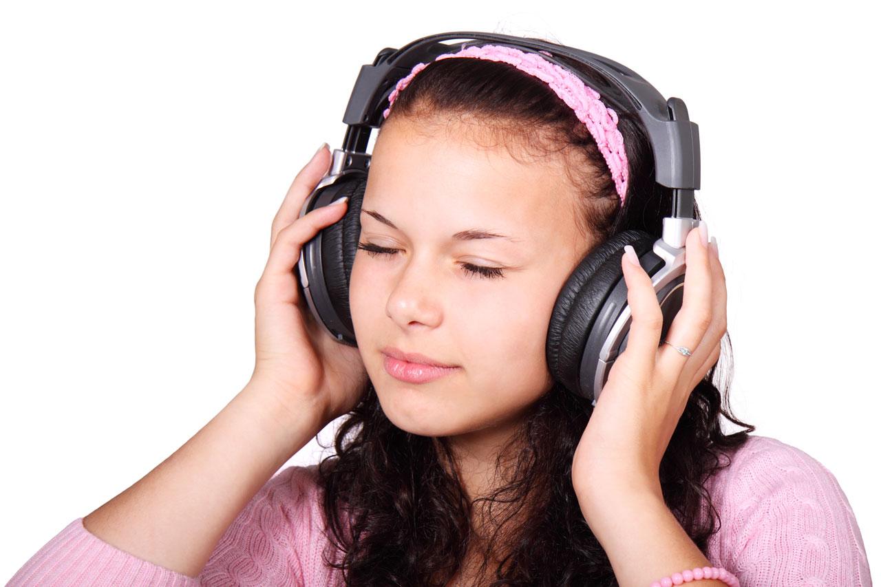 Słuchaj podkastów